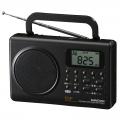 AudioComm ポータブルDSPラジオ [品番]07-7763