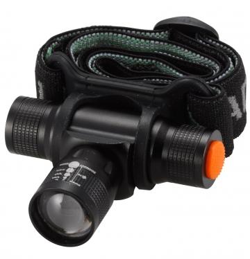 CAMBIO LEDアルミヘッドライト ブラック [品番]07-8025