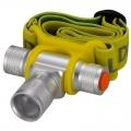 「CAMBIO」 LEDアルミヘッドライト グレー [品番]07-8026