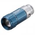 車で充電する LEDライト ミニ ブルー [品番]07-8340