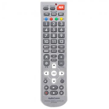 AudioComm AVマルチリモコン [品番]07-8504