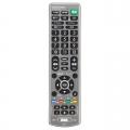 AudioComm LEDライト付き 簡単TVリモコン ソニー専用 [品番]07-8535