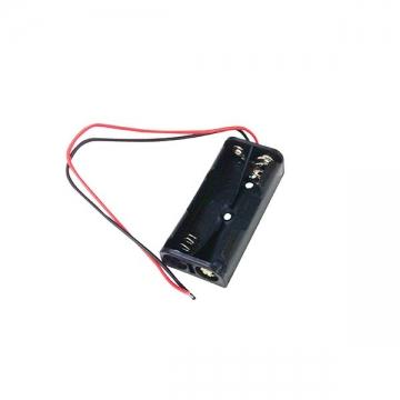 電池ケース 単4×2 リード線付 [品番]00-1836