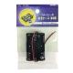 電池ケース 単4×3 リード線付 [品番]00-1837