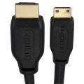 HDMI-mini HDMI ケーブル 1m [品番]05-0285