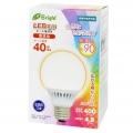 LEDボール球 密閉器具対応 高演色Ra90 E26/4.9W 電球色 [品番]06-2989