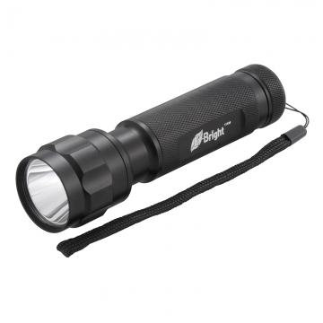 LEDライト 180ルーメン ブラック [品番]07-1636