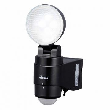 LED 乾電池式 センサーライト 1灯 [品番]07-8201