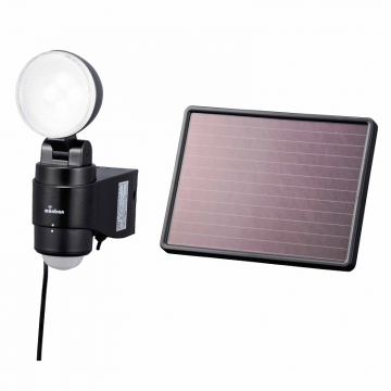 LED ソーラー発電式 センサーライト 1灯 [品番]07-8203