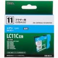 ブラザー LC11C互換 染料シアン [品番]01-2994