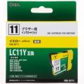 ブラザー LC11Y互換 染料イエロー [品番]01-2996