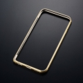 iPhone6専用 ハードケースアルミバンパー [品番]01-0691