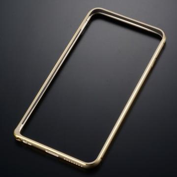 iPhone6プラス専用 ハードケースアルミバンパー [品番]01-0692