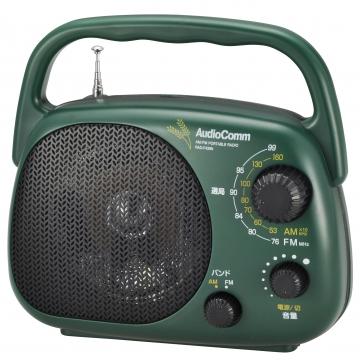 AudioComm 豊作ラジオ DX [品番]07-7942