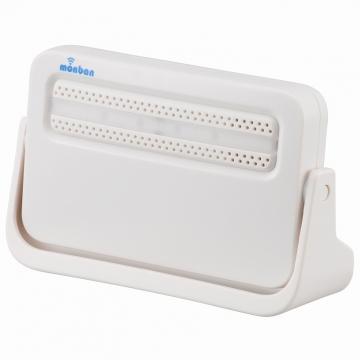 monban ワイヤレスチャイム 電池式受信機 [品番]08-0514