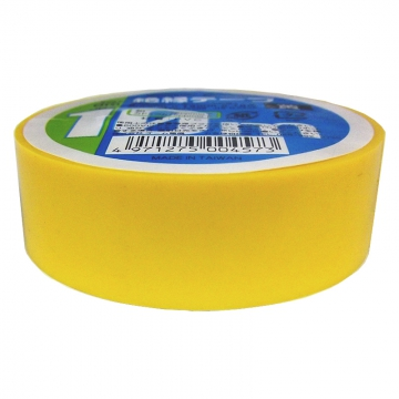 絶縁テープ 10m 黄 [品番]00-0457