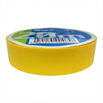 絶縁テープ 20m 黄 [品番]00-0465