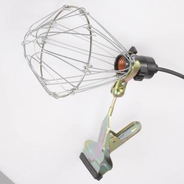 ガードライト 屋内用 ランプなし コード長2m [品番]04-2728