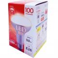 レフランプタイプ LED電球 E26/9.8W 電球色 [品番]06-1609