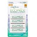 ECOPRIDE 充電式ニッケル水素電池 単3形4個入 [品番]07-7620