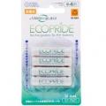 ECOPRIDE 充電式ニッケル水素電池 単4形4個入 [品番]07-7621
