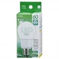 LED電球 60W形相当 E26 昼白色 全方向 密閉器具対応 [品番]06-0213