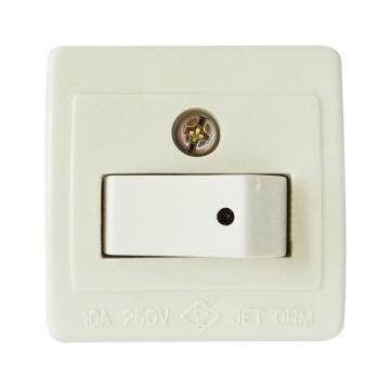 角型タンブラスイッチ 片切 [品番]00-8149