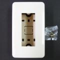 露出配線用 増設ボックス 3口 [品番]00-8278