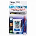 コードレス電話機用充電池 TEL-B0066H [品番]05-0066