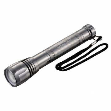 LEDズームライト 防水 DA321 [品番]07-9838