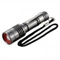 防水LEDズームライト KS411 [品番]07-9840