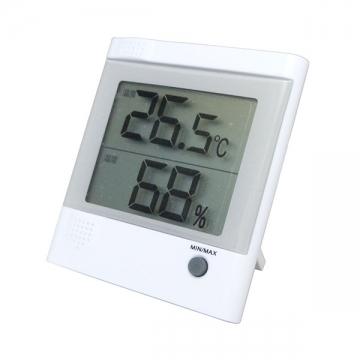 デジタル温湿度計 [品番]03-2796