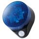 LED 回転灯 クルピカ 青 [品番]07-9790