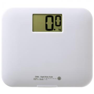 大画面 デジタル体重計 [品番]08-0027