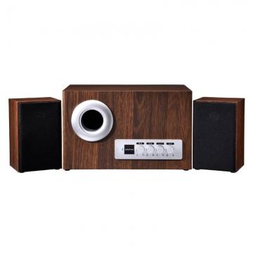 AudioComm 2.1ch スピーカーシステム 1961 [品番]03-1961
