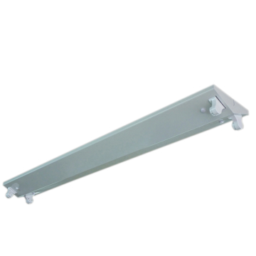 LED直管照明器具 40W形 逆富士2灯 ランプ別売 [品番]06-0326