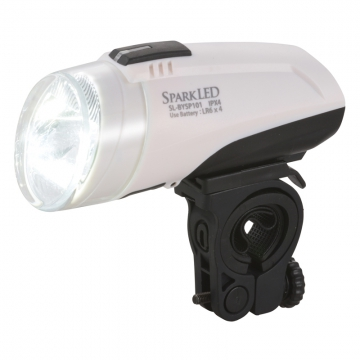 LEDサイクルライト ホワイト [品番]07-8454