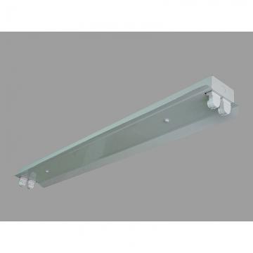 反射笠付2灯型器具 LED40形直管専用 [品番]06-0327
