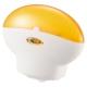 LEDナイトライト 明暗センサー オレンジ 電球色LED [品番]07-8310