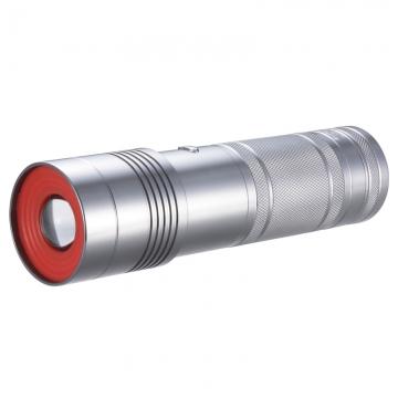 防水LEDズームライト YKS3123 [品番]07-8466