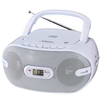 AudioComm CDラジオ 871Z [品番]07-9803