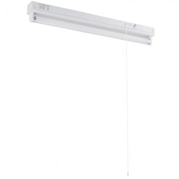 電子点灯管付き 多目的蛍光灯 トラフ形20W 50Hz専用 [品番]06-0356