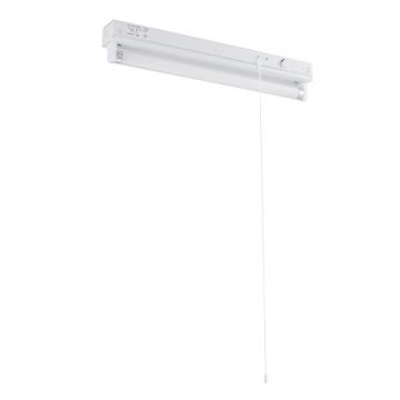 電子点灯管付き 多目的蛍光灯 トラフ形15W 60Hz専用 [品番]06-0358