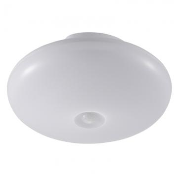 人感センサー付き LEDミニシーリング 8.0W 電球色 [品番]06-3111