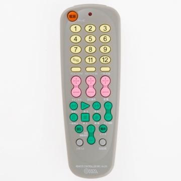 地上デジタル放送対応 一発選局汎用リモコン ORC-04DG [品番]07-0177