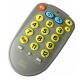 地上デジタル放送対応 簡単TVリモコン ORC-07DG [品番]07-0180