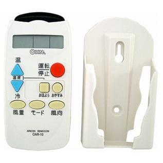 エアコン汎用リモコン OAR-10 [品番]07-0707