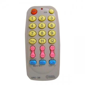 テレビ大好きリモコン ORC-38 [品番]07-0755