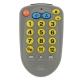 デジタル対応テレビリモコン ORC-01DG [品番]07-0760