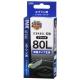 エプソン互換 ICBK80L 染料ブラック [品番]01-4138
